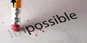 Sa facem din imposibil posibil