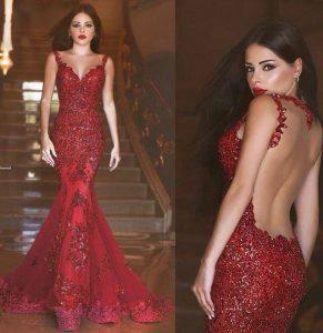 Care este parerea voastra despre rochiile de tip sirena?