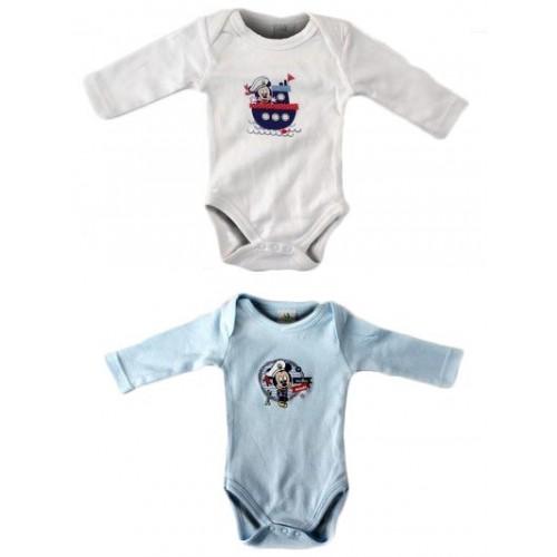 body baieti - haine pentru bebelusi
