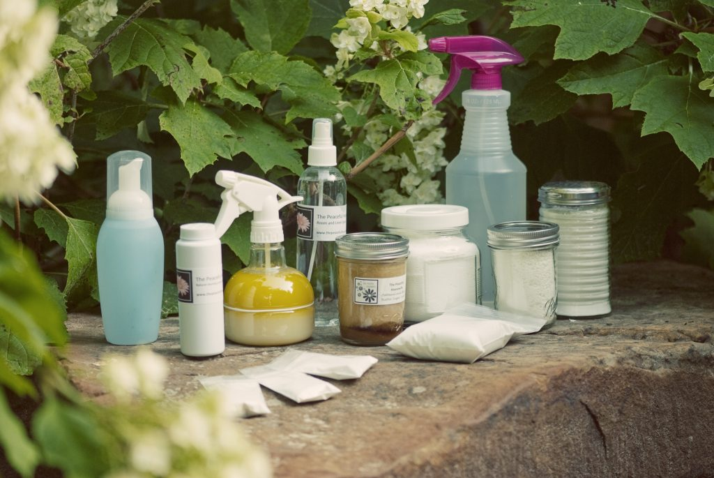 ingrediente naturale pentru curatare